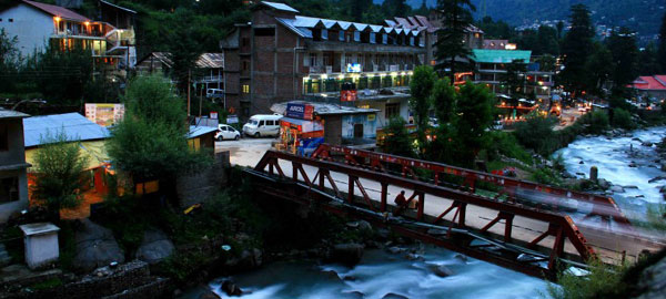 Manali Cab Package